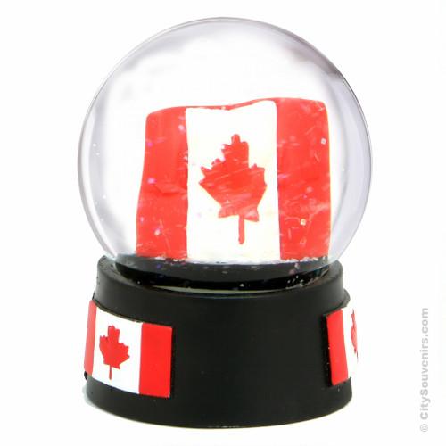 Canada Snow Globe