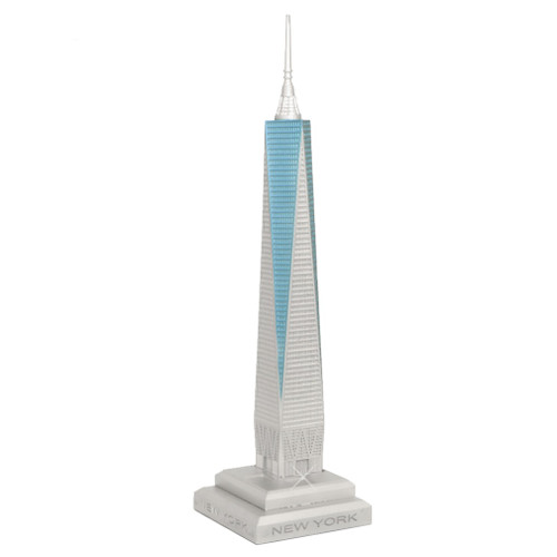 15 Inch Freedom Tower Statue