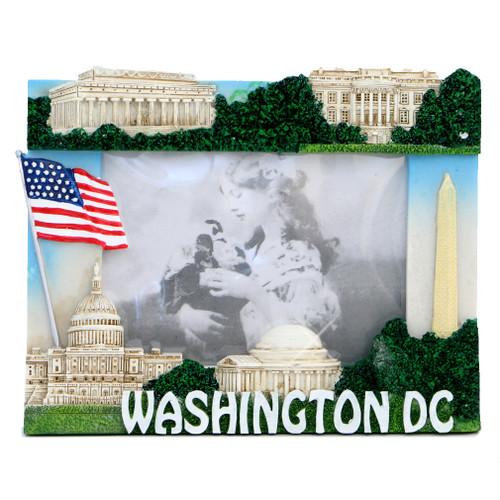 Washington DC Landmarks Photo Frame