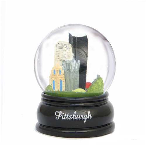 Pittsburgh Snow Globes