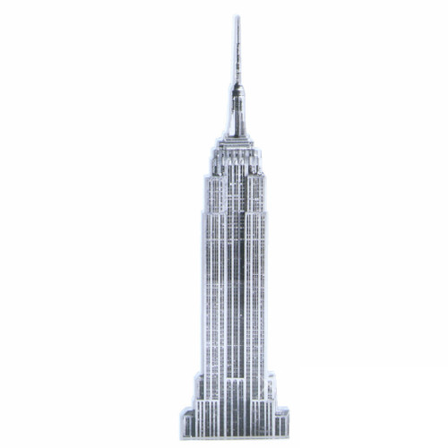 Empire State Building Acrylic Magnet