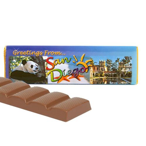 San Diego Chocolate Bar (Case of 24)