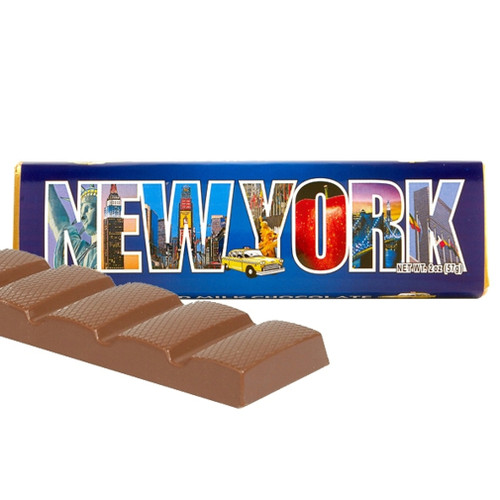 New York Chocolate Bar