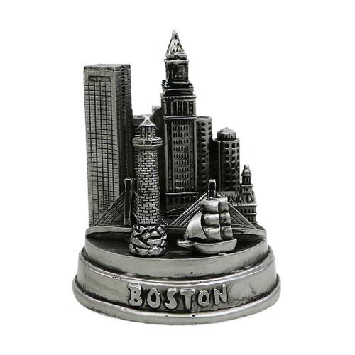 Boston Silver Statue