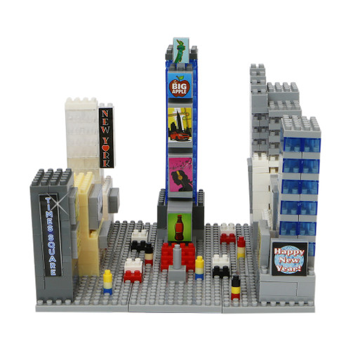 Times Square Mini Building Blocks