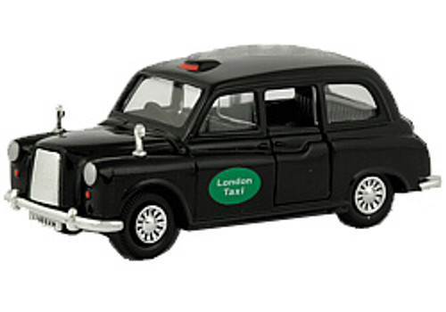 British Taxi Toy