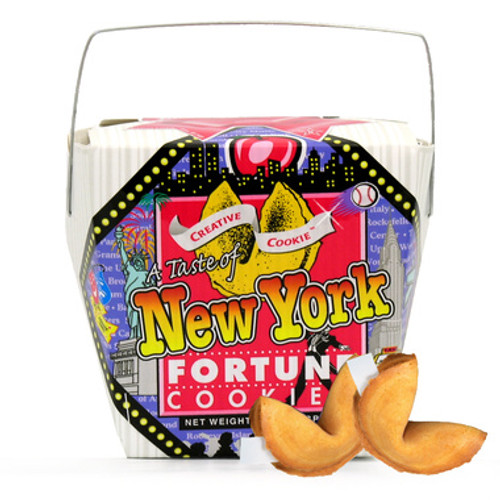 New York Fortune Cookies