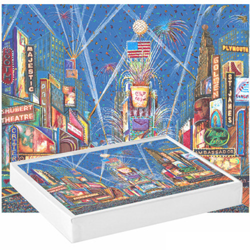 Times Square Note Cards, Set of 6