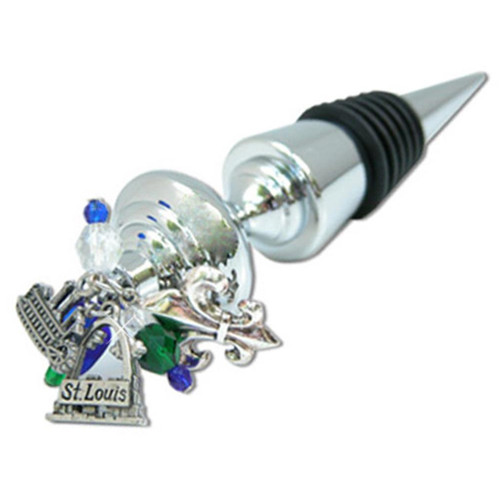 St. Louis Wine Bottle Stopper