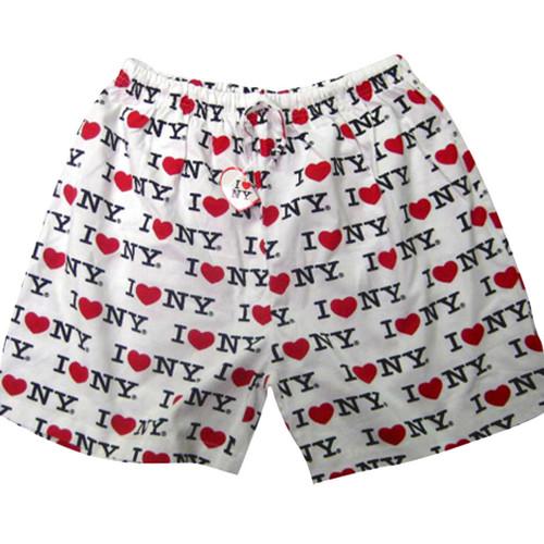 I Love NY Lounge Shorts
