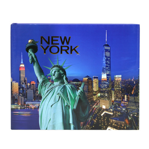 New York City Coffee Table Photo Book