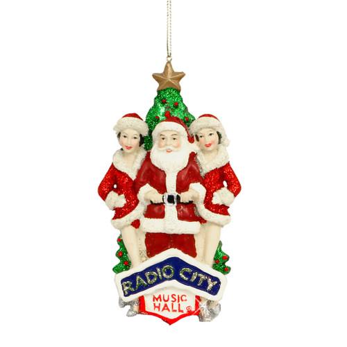 Rockefeller Center Christmas Tree Ornament