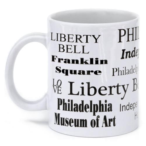 Philadelphia Mugs