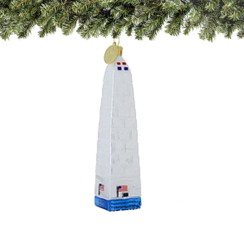 Washington Monument Ornaments