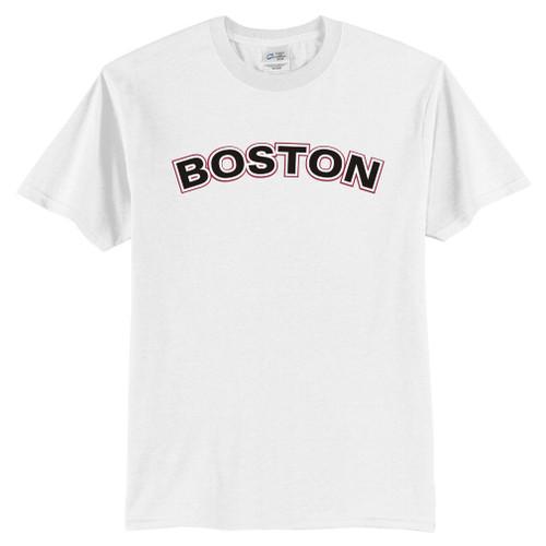 Collegiate Boston T-Shirts