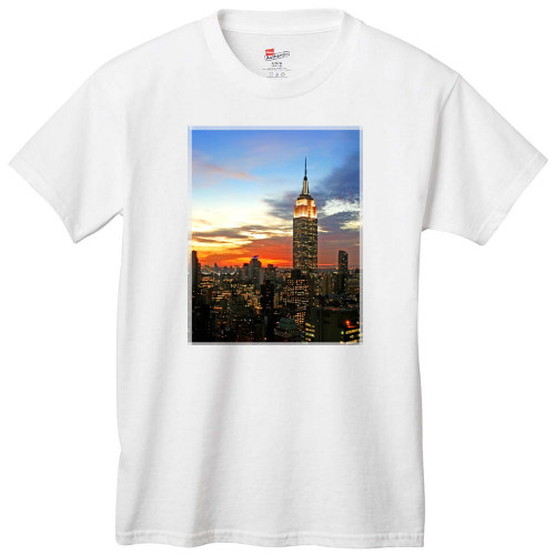 Empire State Building Apparel