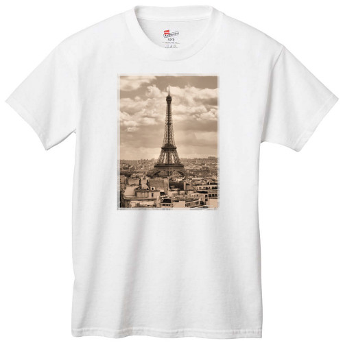 Eiffel Tower Apparel