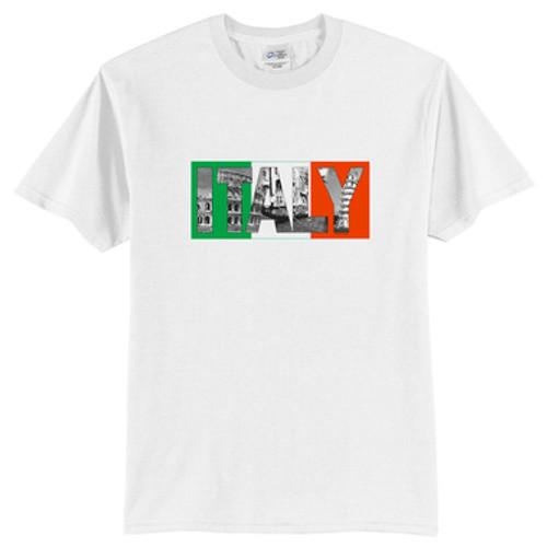 Italy Photo Apparel