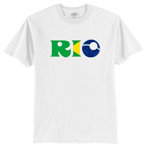 Rio Brazil T-Shirt for 2016