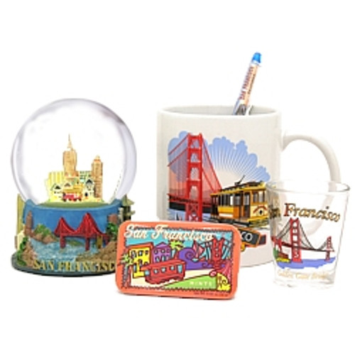 San Francisco Gift Package