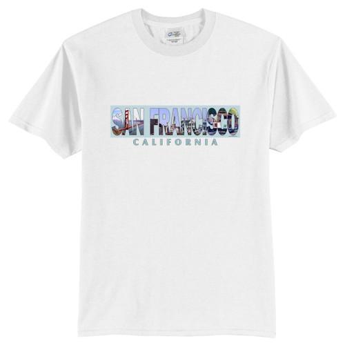 San Francisco Photo Youth T-Shirt