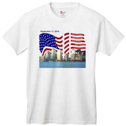 World Trade Center Anniversary Apparel