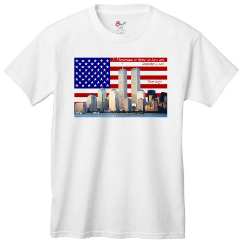 World Trade Center Memorial T-Shirt (Youth)