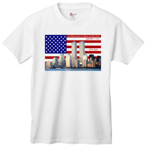 World Trade Center Memorial Apparel