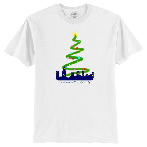 Christmas in New York City Apparel