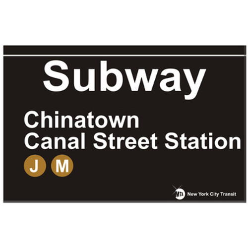 how to get to chinatown nyc by subway