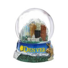 Denver Colorado Snow Globe