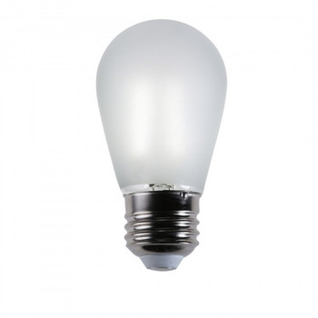 ZLight LED Filament ST14 Bulb - White - Soft White 27K