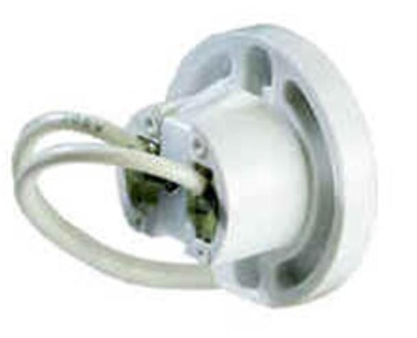 582GDF Fluorescent  Sockets - Stationary - Flush Lampholder