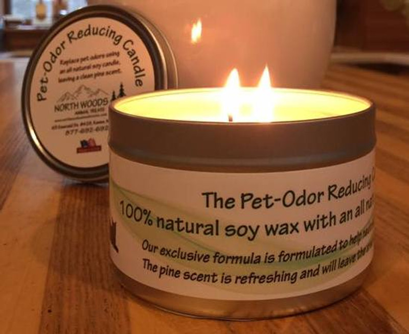 Pet  Odor Reducing Candle