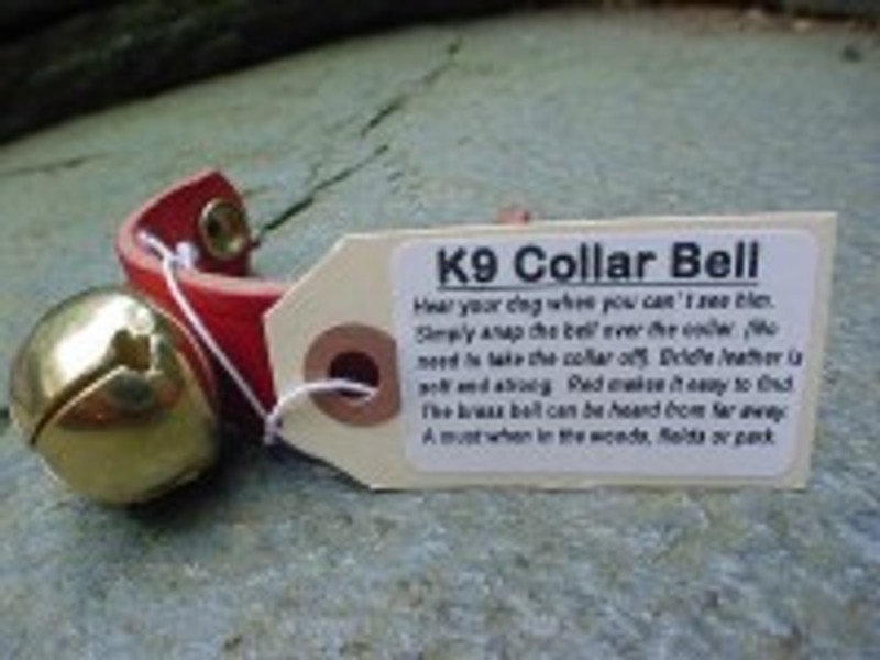 K9 Collar Bell
