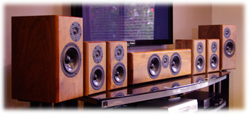 Vifa Home Theatre Speaker System