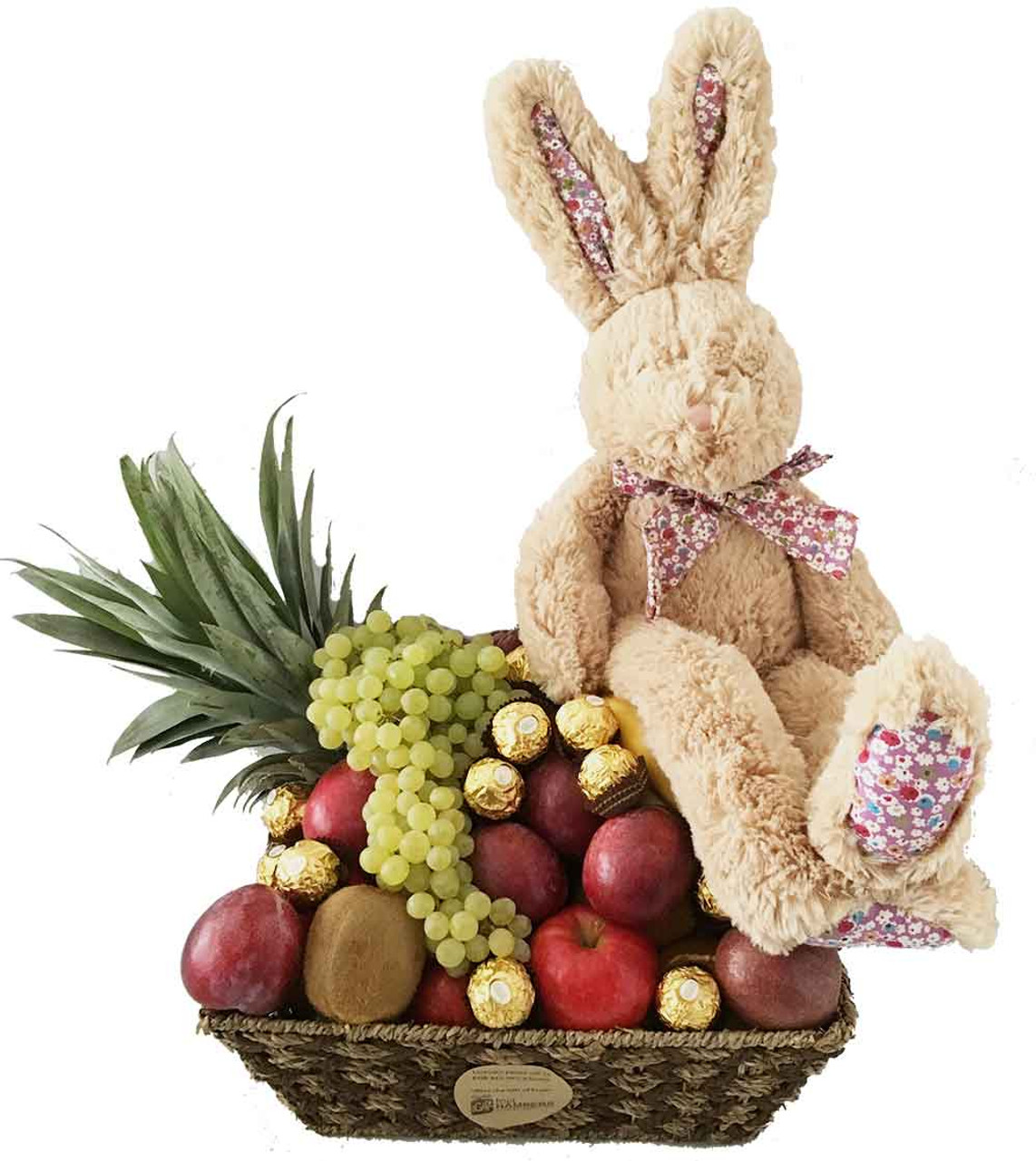 Easter hamper ferrero chocolates bunny easter basket easter fruit basket negle Gallery