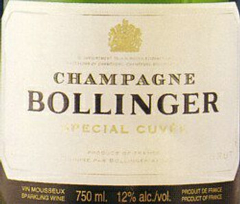 Bollinger French Champagne
