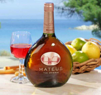Mateus Rosé from Portugal