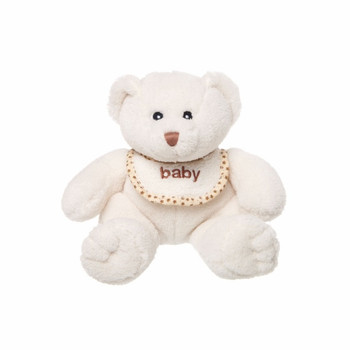 Cream Teddy Bear for Baby