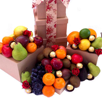 Fruit Hamper Gifts Australia