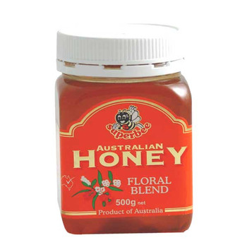 Australian Honey Floral Blend 500g - Superbee