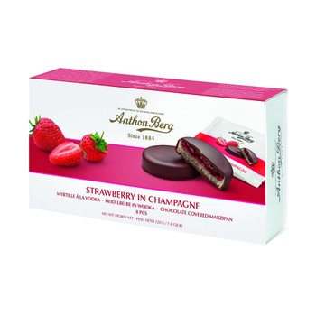 Anthon Berg Strawberry