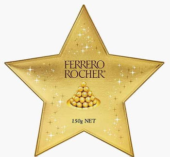 Ferrero Rocher T12 Star 150g