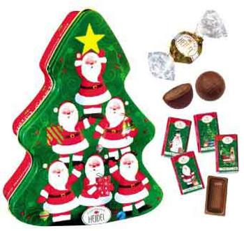Heidel Christmas Chocolates