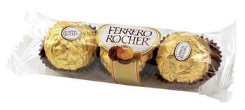 3 Pack - Ferrero Rocher Chocolate