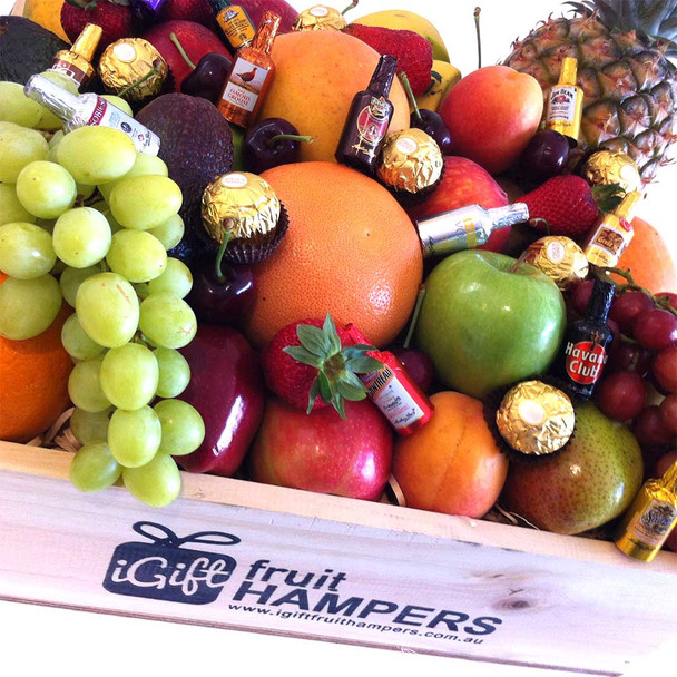 Chocolate Fruit Gift Hamper Australia