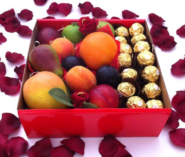 Chocolate Fruit Gift
