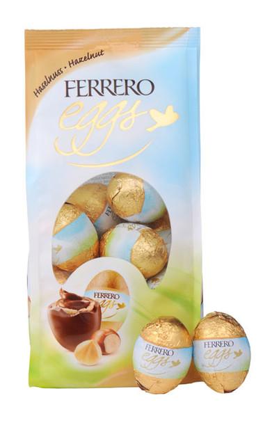 Ferrero Eggs for Easter Gifts
