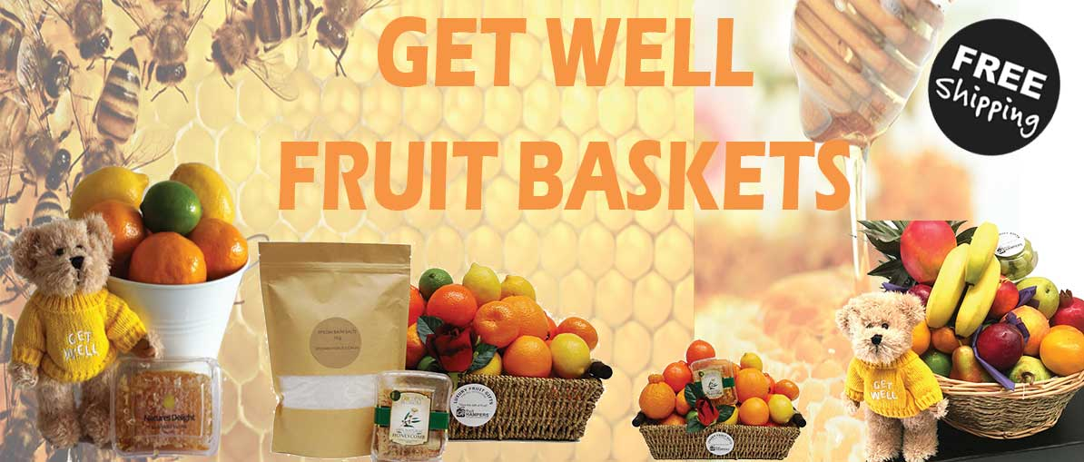 Get Well Baskets